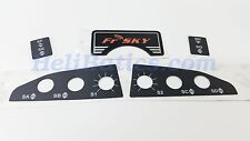 NEW FrSky Taranis X9D/X9D plus spare part - Sticker Set