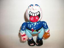 Madballs Amtoy Vtg Figure Head Popper SCREAMIN MEEMIE Baseball Gross 80s Toy