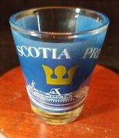 Collectible Barware Shot Glass M/S Scotia Prince