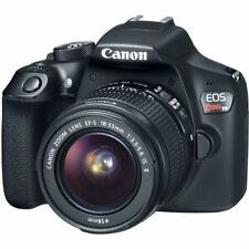 Canon EOS Rebel T6 18.0MP Digital SLR Camera - Black (Kit w/ EF-S IS II 18-55mm