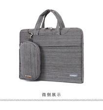 FOPATI LAPTOP Bag 15 inch Slim Lightweight For Netbook Macbook Tablet &Stra