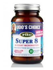 Udos Choice Super 8's Probiotic 60 Caps