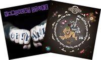AOS-Records 2LP Sparpaket [LP] Oi! Punk Vorsicht Stufe Lucky Punch