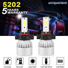 5202 2504 9009 CREE LED Headlight Bulbs For Chevrolet Silverado 1500 2008-2015
