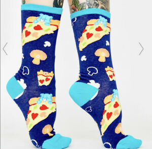 Care Bears Pizza Time Socks