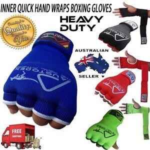INNER First Gel Bandages MMA boxing Inner Quick Hand Wraps Gloves straps fitness