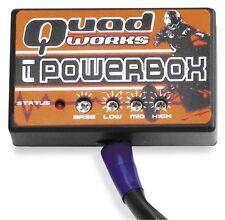 QuadWorks Power Box Programmer Fuel Controller EFI Polaris RZR 800 2008 2009