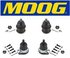 Moog 2 Upper & 2 Lower Ball Joint Kit for 1971 Chevrolet Nova