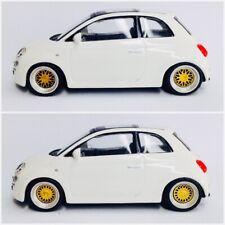 1/43 Custom wheels Bburago Ixo De Agostini Tron Provence Moulage Starter Record