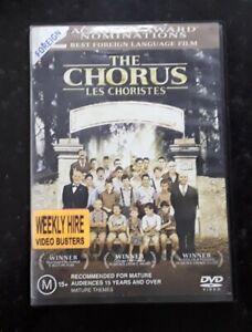 Chorus , The ( DVD ) Region 4
