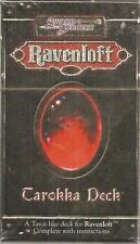 Ravenloft Tarokka Deck - White Wolf #15049 - NEW