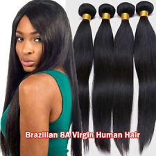 One Bundle 100G Brazilian Unprocessed Virgin Human Hair Weft Straight Wavy Curly