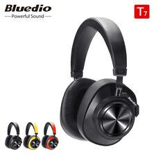 Bluedio T7 Bluetooth fones de ouvido ANC Música Fone De Ouvido Sem Fio com reconhecimento facial