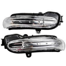 2x Dynamische LED Spiegelblinker Blinker Für Mercedes Benc C W203 S203 CL203