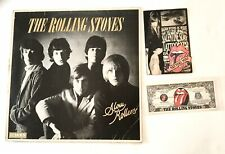 """Rare (Raro) Rolling Stones Slow Rollers LP W/ Portuguese """"As Tears Go Buy"""" More"""