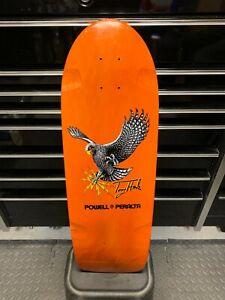 Tony Hawk skateboard 1982 first pro model tribute deck Powell Peralta rare bird