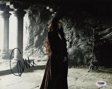Carice Van Houten SIGNED 8x10 Photo Melisandre Game of Thrones PSA/DNA AUTOGRAPH