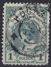 Netherlands 1898 SG 166 Type A Perf 11.5 X 11 CV £180 Used Hinged No Gum