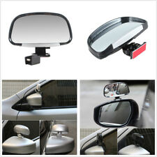 2 x Adjustable Car Side Rear View Mirror Auxiliary Blind Spot Mirrors Wide Angle