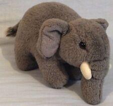 ANNA PLUSH CLUB ELEPHANT SOFT TOY. VGC. UK DISPATCH
