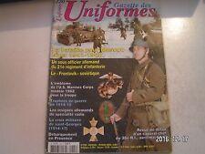 ** Gazette des uniformes n°220 Bataille pour Moscou Hiver 1941 - 1942