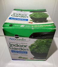 Miracle-Gro AeroGarden Ultra Led Indoor Garden 903100-1200 100744-Blk