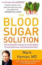 *New* The Blood Sugar Solution: The UltraHealthy Program for Losing Weight