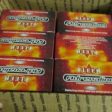 24 box of 2000 Fleer Adrenaline BMX Trading Card Unopened Pack Box One Case