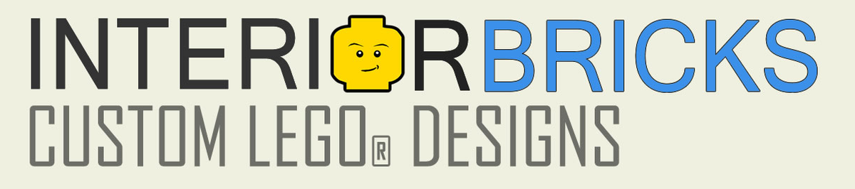 INTERIOR BRICKS  ::  Custom LEGO