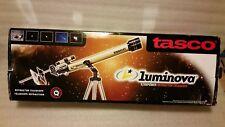Tasco Luminova 578 POWER  Refractor Telescope Model 40060578