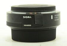 Sigma Tele Converter TC-1401 for Nikon Lenses (SH34702)