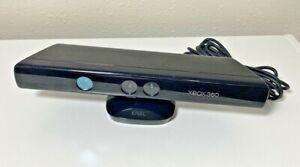 Microsoft Xbox 360 Kinect Sensor Bar Model 1414 Black OEM Tested