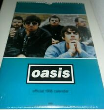 Oasis 1996 Calendar Kalender Calendario Calendrier Photos Noel Liam Gallagher