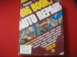 1981 PETERSEN'S BIG BOOK AUTO REPAIR ALL DOMESTIC MODELS 1970-80 D-I-Y & NOVICE