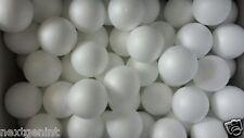 70mm Poliestireno Esferas Bolas Paquete de 10