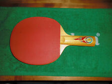 Vintage Gold Cup Table Tennis Set Tientsin China ping pong