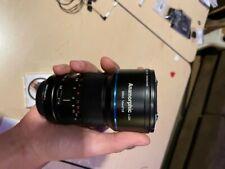 SIRUI 50mm F1.8 Anamorphic Lens