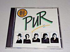 PUR  - Pur - CD Album von 1987 (die 1.) deutsche Rock-POP Musik ■ 484