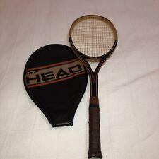 "Vilas AMF Head Vintage Tennis Racquet 4 3/8 L ""VERY NICE"" W-189882"