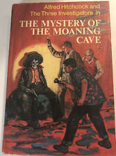 Alfred Hitchcock Three Investigators The Mystery of the Moaning Cave