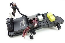 #754 SAAB 9-3 2.0T REAR TRUNK BODY CONTROL MODULE POWER FUSE BOX 12800788