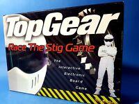 TOP GEAR  RACE THE STIG Interactive Electronic Board Family Fun Board Game