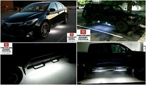 NEW TOYOTA MULTI VEHICLE ILLUMINATION PUDDLE LIGHTS