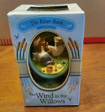 CVS The Wind In The Willows Limited Edition Figurine THE RIVER BANK 2002