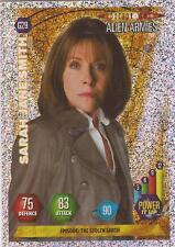 "Doctor Who Alien Armies - ""Sarah Jane Smith"" Glitter Foil Card G29"