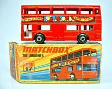 "Matchbox SF Nr. 17B The Londoner ""Swinging London"" top in Box"