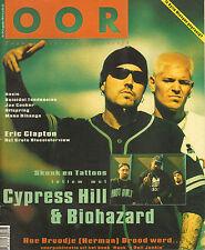 MAGAZINE OOR 1994 nr. 19 - JOE COCKER / OASIS / OFFSPRING / HERMAN BROOD