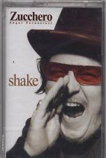 ZUCCHERO - Shake - MC MUSICASSETTA 2001 SIGILLATA SEALED