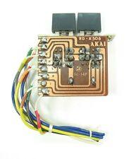 Akai Gx365D Gx Series Reel Deck Part - Tape Source Button Switch Assy Rd-A506