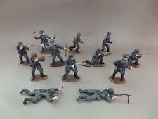 Matchbox - German Troops painted - 1/32 - Lot 1